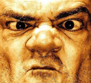 angryface