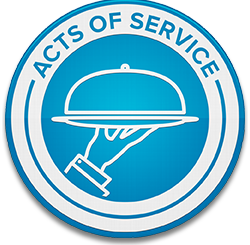 The Five Love Languages: Acts of Service